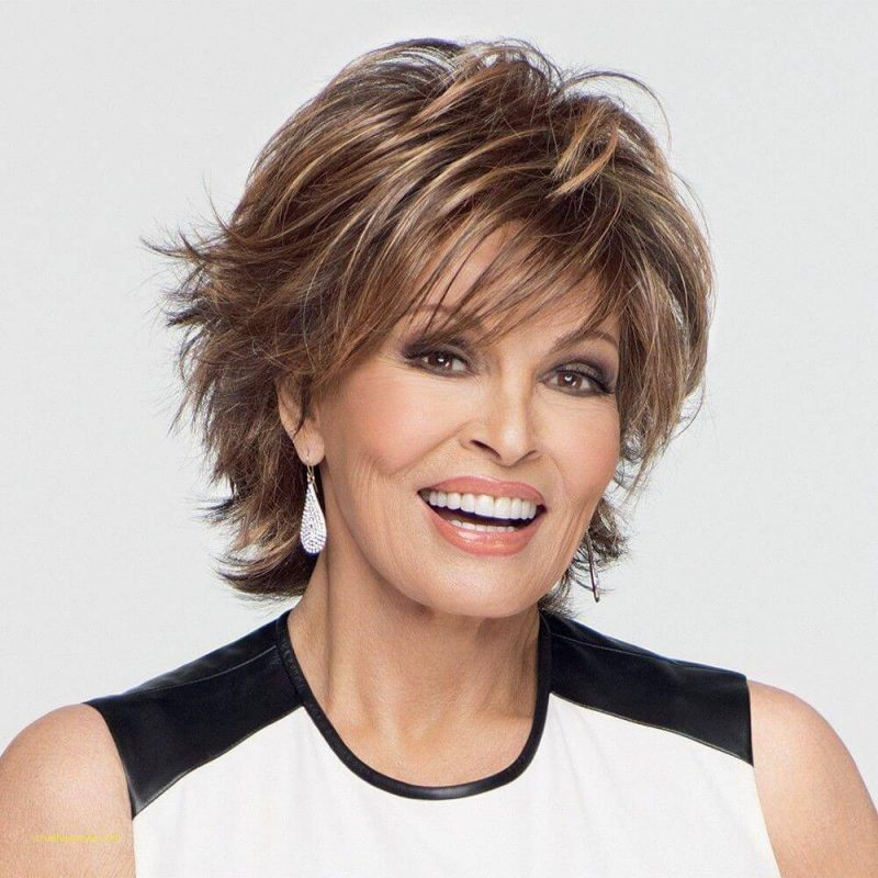 elegant best short layered hair for over 50