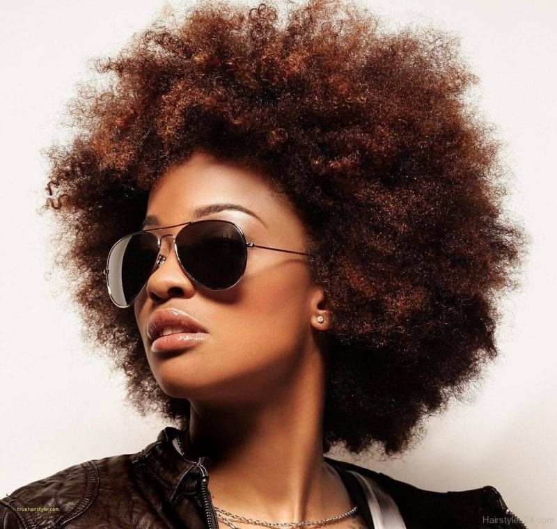 inspirational beautiful afro styles for black women
