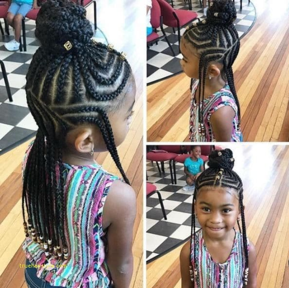 inspirational braided hairstyles for little girls
