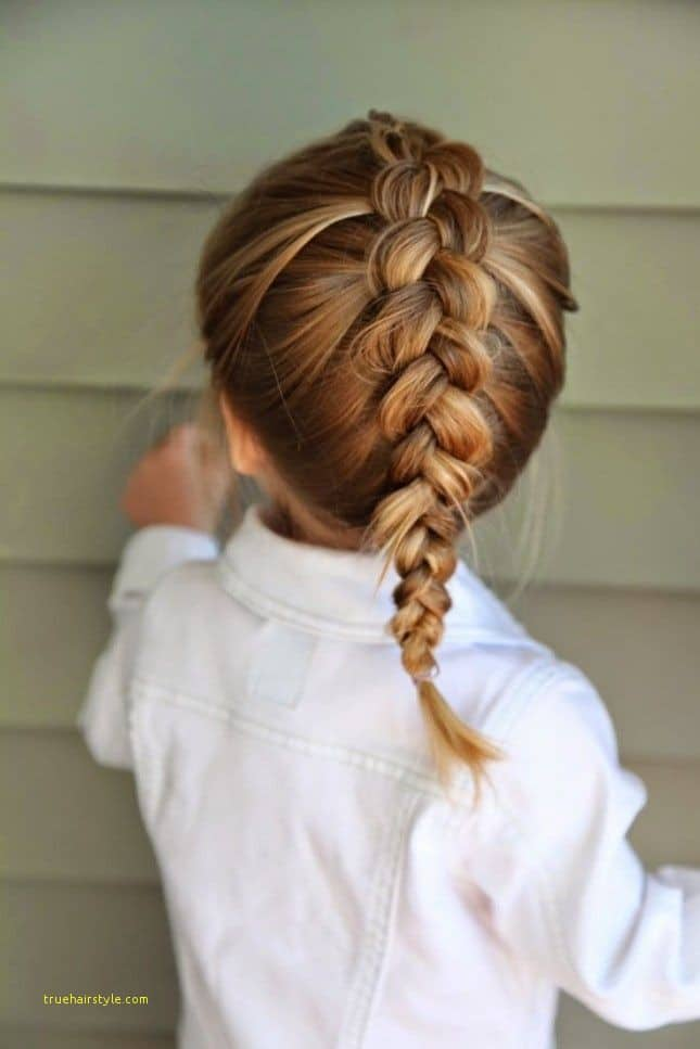 lovely braided hairstyles for little girls