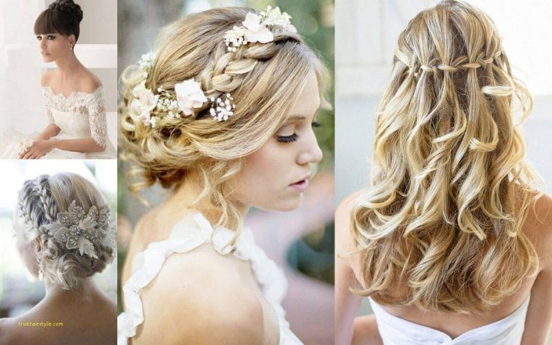 unique hairstyle tips for brides