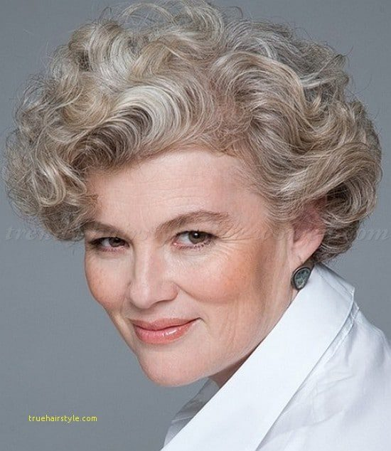 beautiful best of short curly hairstyles for women over 60