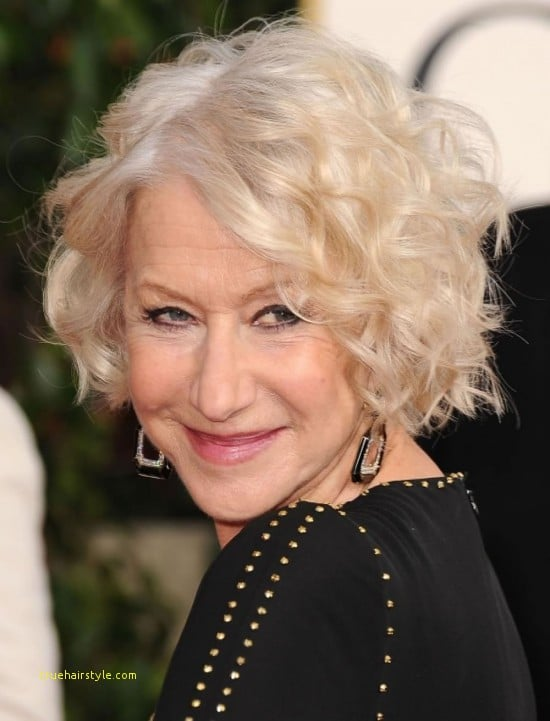 Best Of Short Curly Hairstyles for Women Over 60