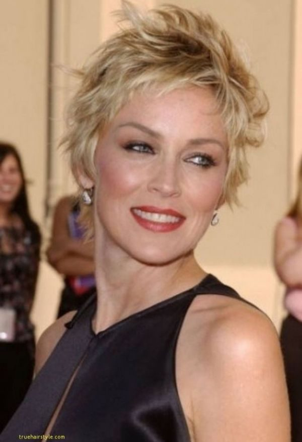 fresh new short haircuts for women over 50 with thick hair