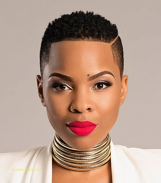 inspirational beautiful afro styles for african ladies with short natural hair