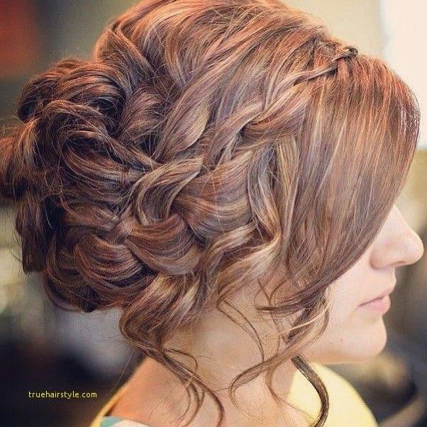 lovely fancy updos for short hair