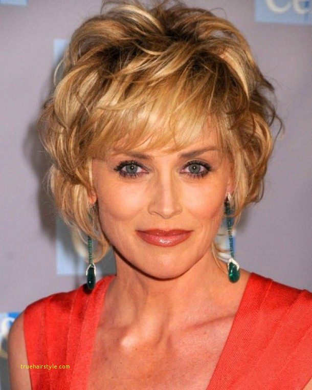 lovely new short haircuts for women over 50 with thick hair