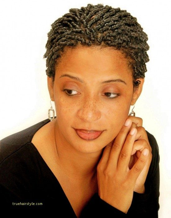 new beautiful afro styles for african ladies with short natural hair