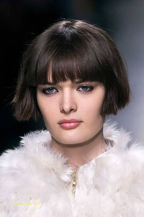 new charming french bob haircut
