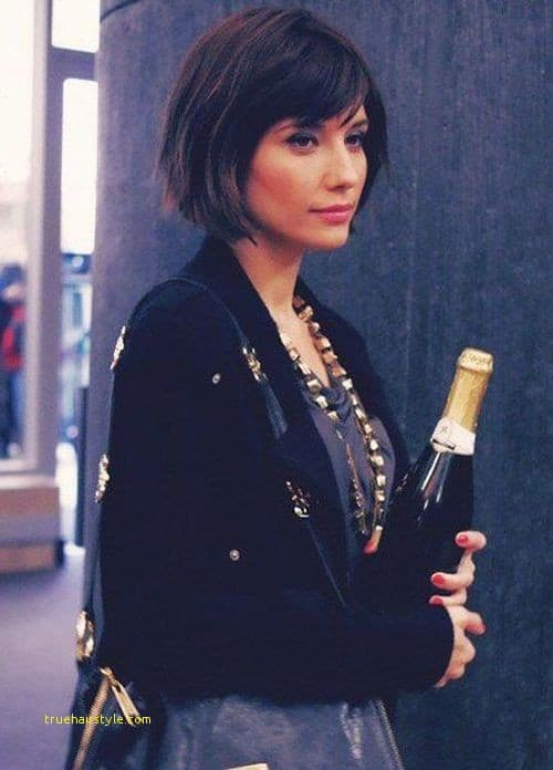 Charming French Bob Haircut - Hairstyle Collection