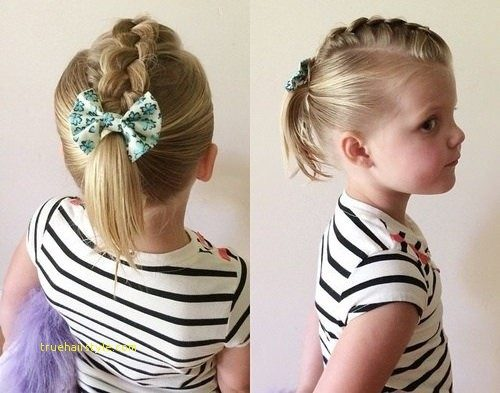 unique new hairstyle for short hair girl 2