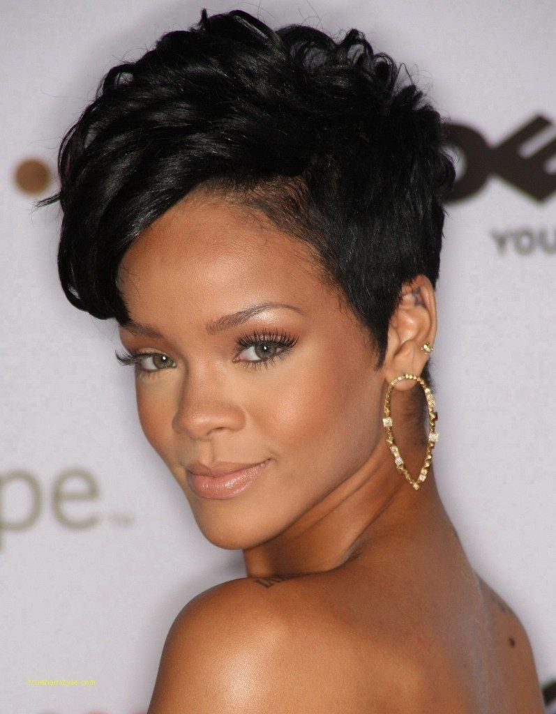 unique short hairstyles for black women
