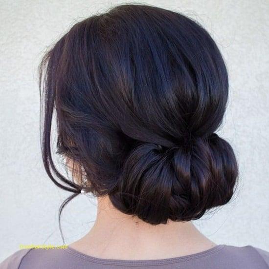 beautiful glamorous updo elegant hairstyle 1