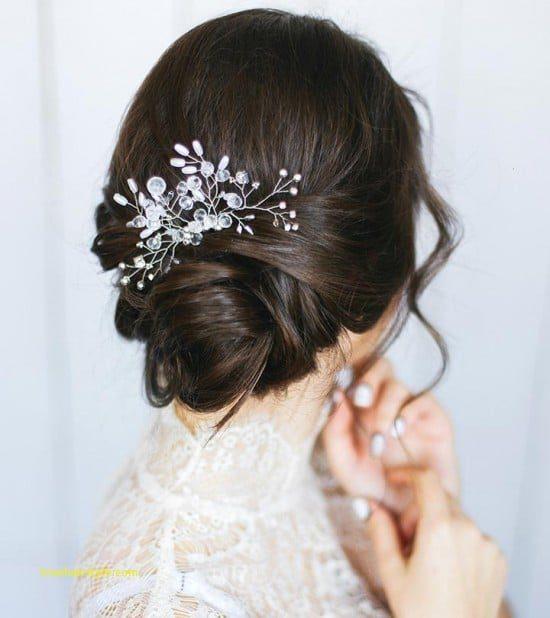 beautiful glamorous updo elegant hairstyle 2