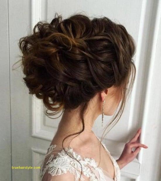 new glamorous updo elegant hairstyle