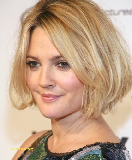 Hairstyles for Round Faces Short Hair - Hairstyle Collection