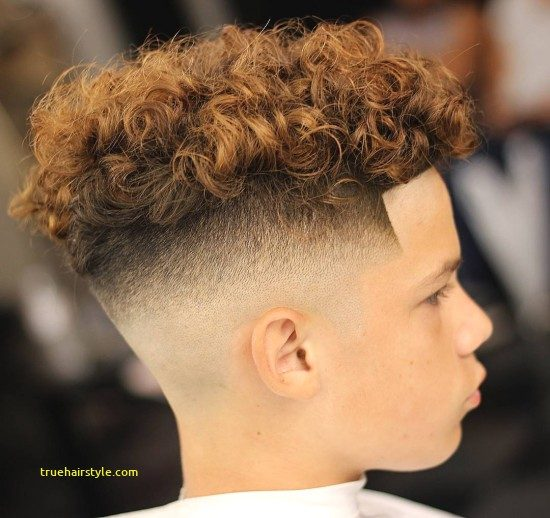 awesome haircuts for boys with curly hair in this year