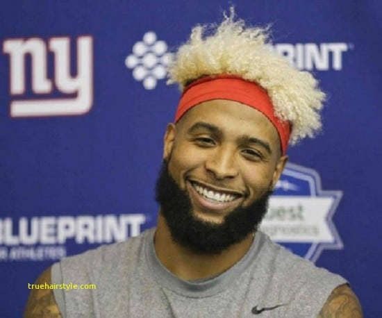 awesome odell beckham haircut today
