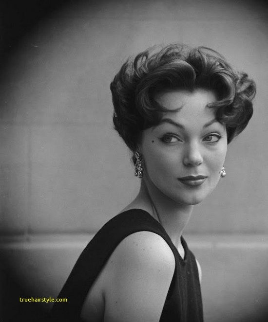 best of 1950s hairstyles for short hair of all time