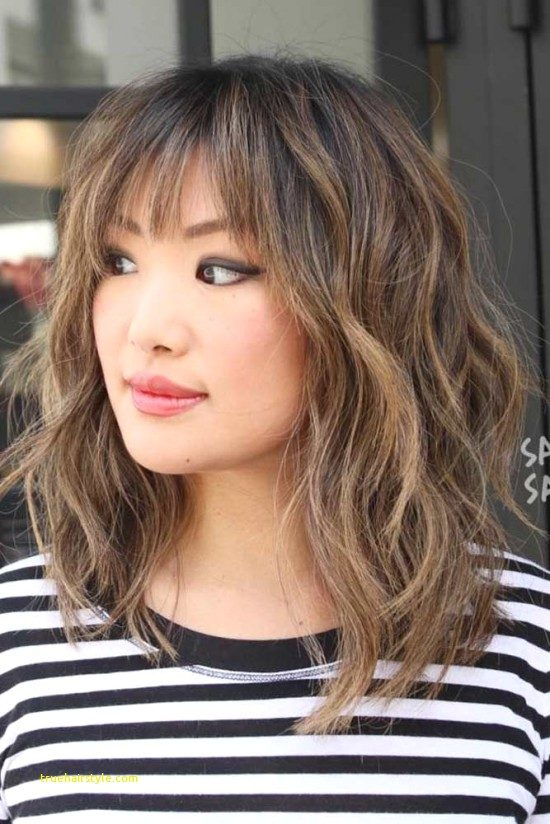 best of fresh medium length haircuts with bangs of all time