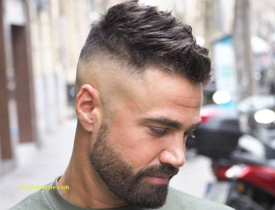 elegant awesome new hairstyle for short hair men today 2