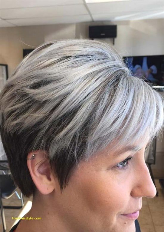 Fresh Hairstyle for Short Fine Hair Over 50s - Hairstyle Collection