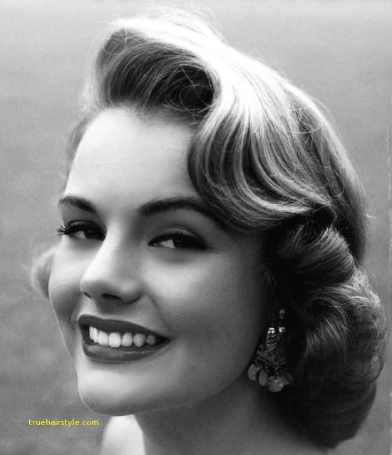 great 1950s hairstyles for short hair of all time