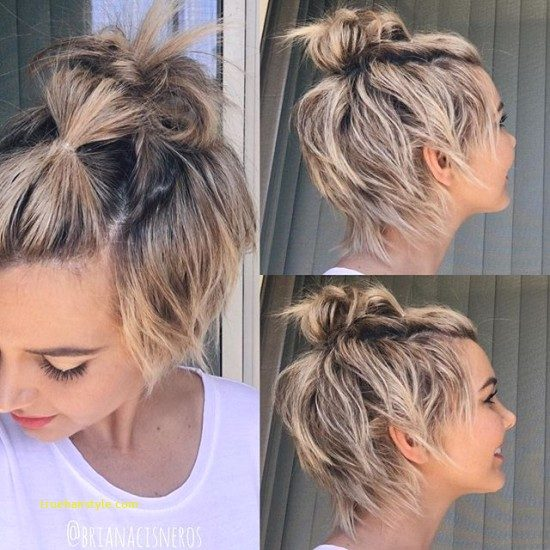 Elegant Long Shaggy Pixie Haircut - Hairstyle Collection