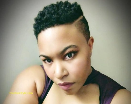 inspirational very short natural hairstyles for women of all time