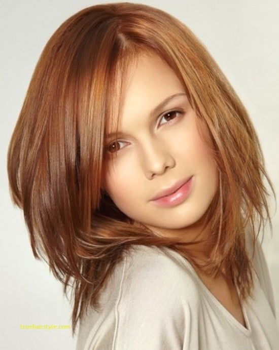 luxury elegant medium haircut for girls of all time