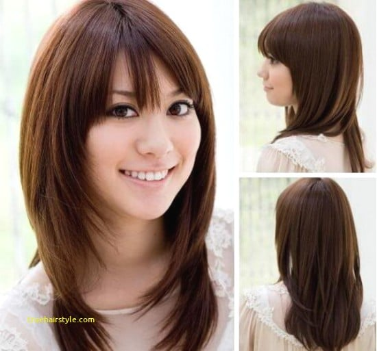 new elegant medium haircut for girls in this year 1