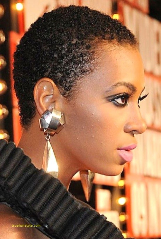 unique very short natural hairstyles for women in this year 1
