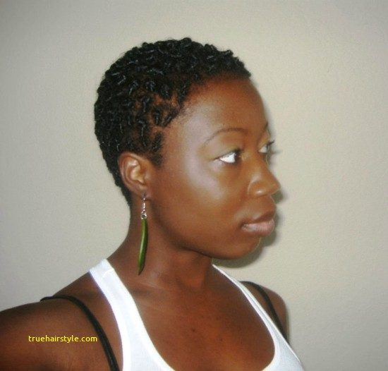 unique very short natural hairstyles for women in this year