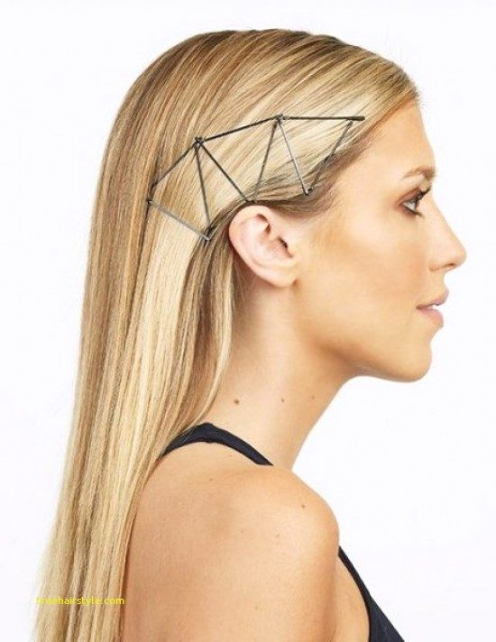 Bobby Pin Hairstyle - Hairstyle Collection
