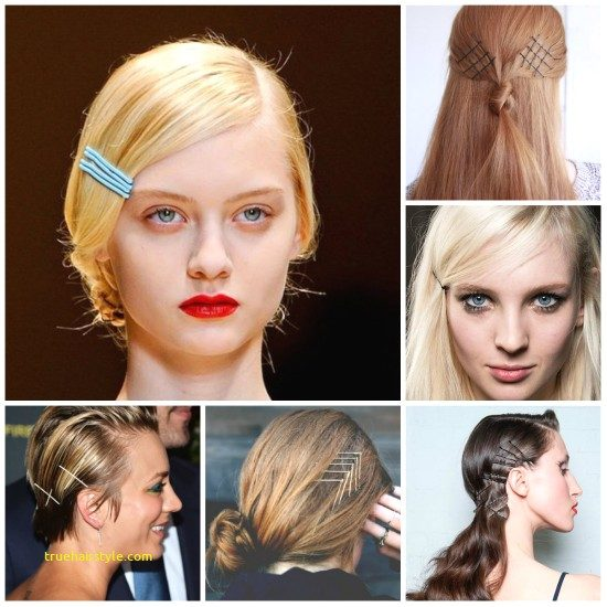 best of bobby pin hairstyle of all time