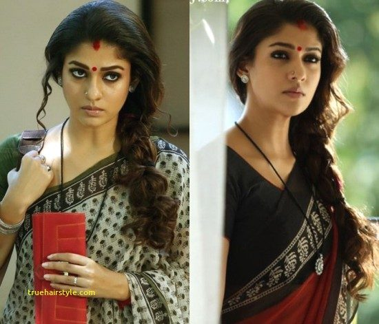 fresh nayanthara hairstyle of all time