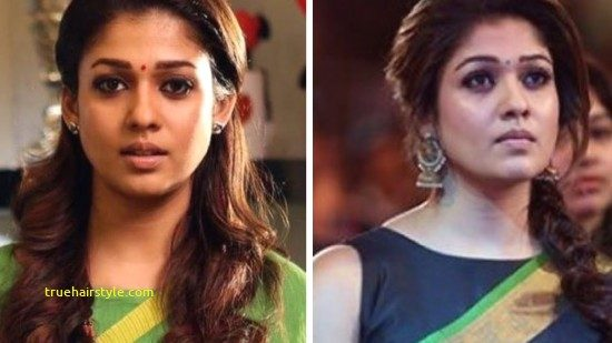luxury nayanthara hairstyle of all time