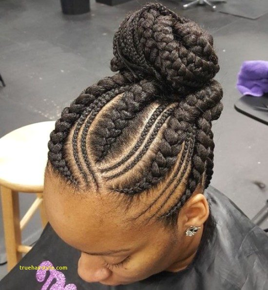 beautiful unique braided straight up hairstyles today 1