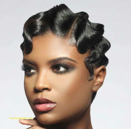 fresh finger wave hairstyle of all time 1