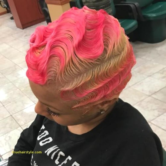 lovely finger wave hairstyle today 2