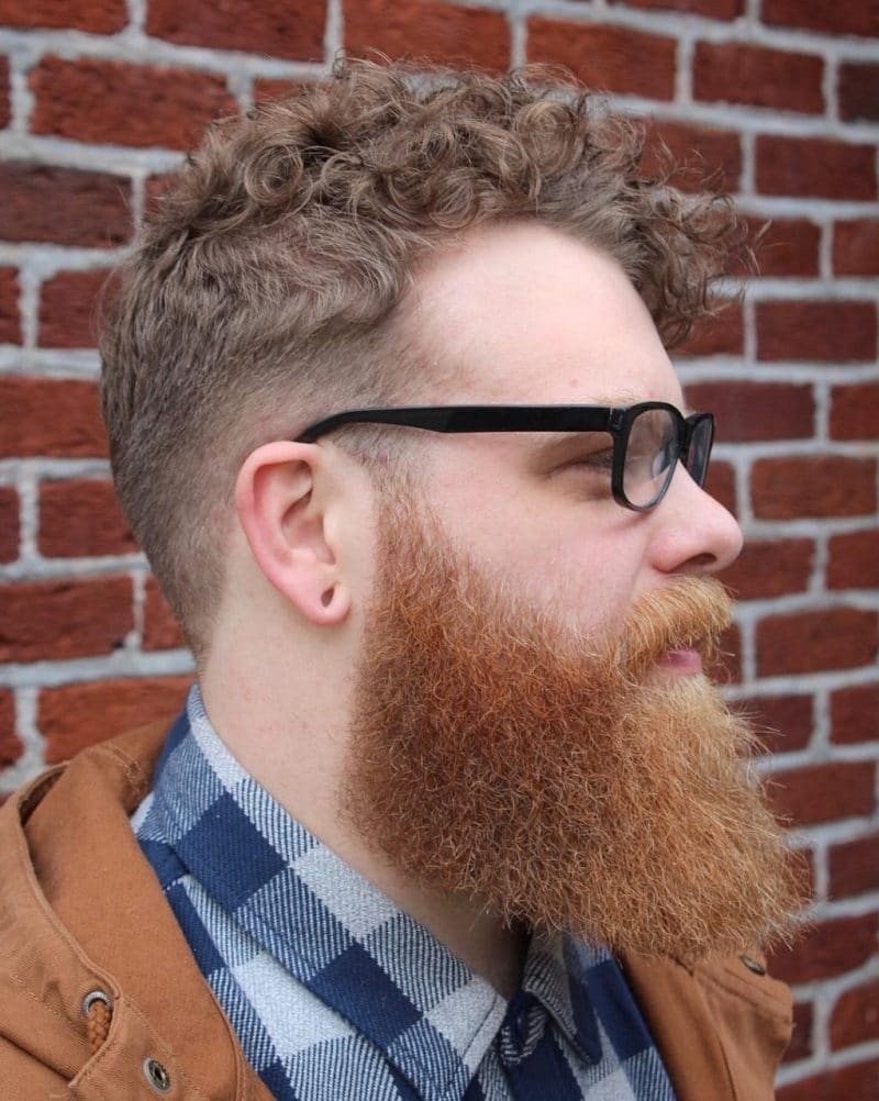 Best Hairstyle for Curly Hair Male - Hairstyle Collection