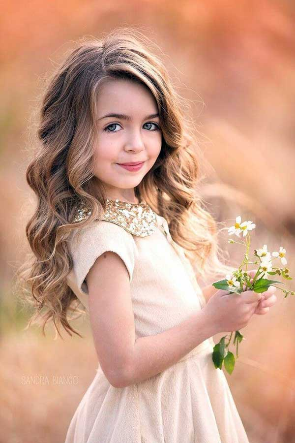 Gorgeous Hairstyles for Florist