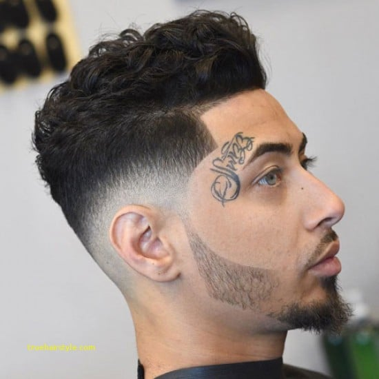 luxury best hairstyle for wavy hair male in this year