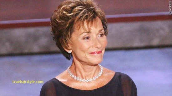 elegant judge judy hairstyle in this year
