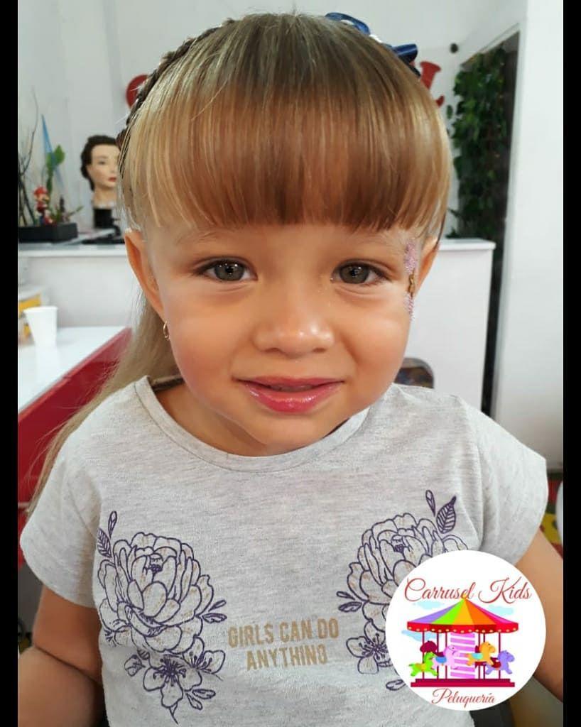 Fresh Long Haircut Design for Girl
