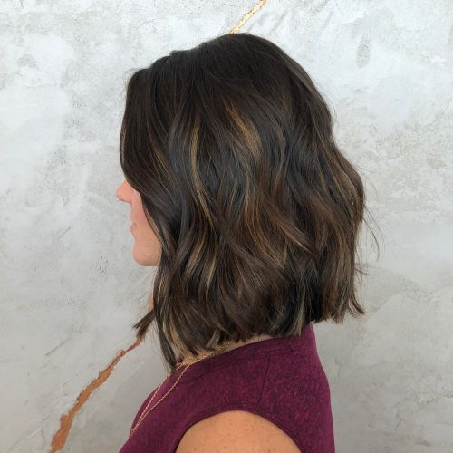 Elegant Medium Length Hairstyles for Thin Hair