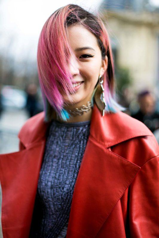 Inspiration: The Best Hair Colors for Asians